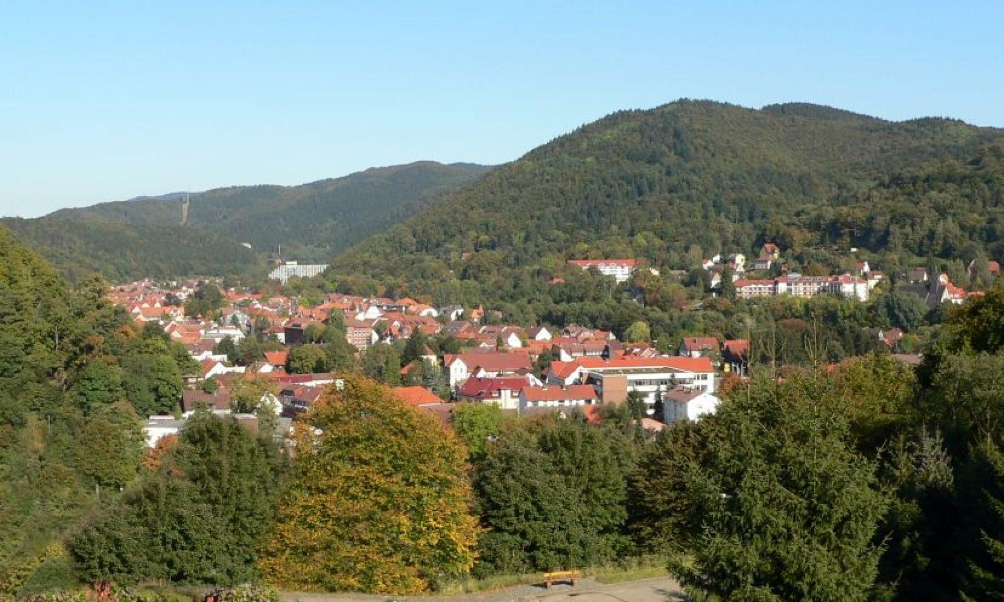 Ferienwohnung Bad Lauterberg im Harz